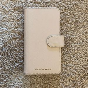Michael Kors iPhone 10 Phone Wallet